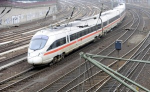 Halbjahres-PK der Deutschen Bahn