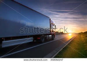 stock-photo-truck-on-the-road-350092247