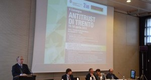 V CONFERENCIA ANTITRUST EN TRENTO – DISPONIBLES LOS VÍDEOS Y FOTOS