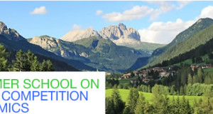SAVE THE DATE: 17-24 JUNE 2018 -Trento Summer School on Advanced EU Competition Law and Economics