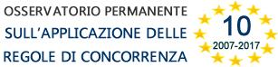 Osservatorio permanente sull'Applicazione delle Regole di Concorrenza: Osservatorio Permanente sull'Applicazione delle Regole di Concorrenza